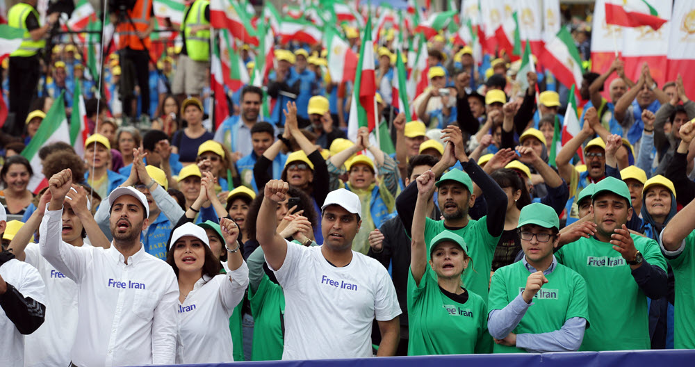 Free Iran March Urges UK Govt to Declare the Revolutionary Guards a Terror Group - Report