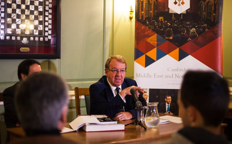How Iran's Hypocritical 'Holy Men' Profit While Their People Starve - Struan Stevenson