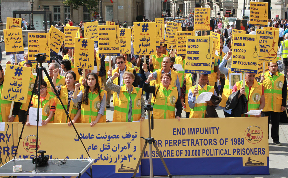 Scots to Join Free Iran Protest in London Today Calling for End to Iran's Regime – the National