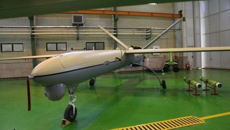 Report: From Iraq to Yemen, Drones Raise U.S. Alarm Over Iranian Regime's Plans