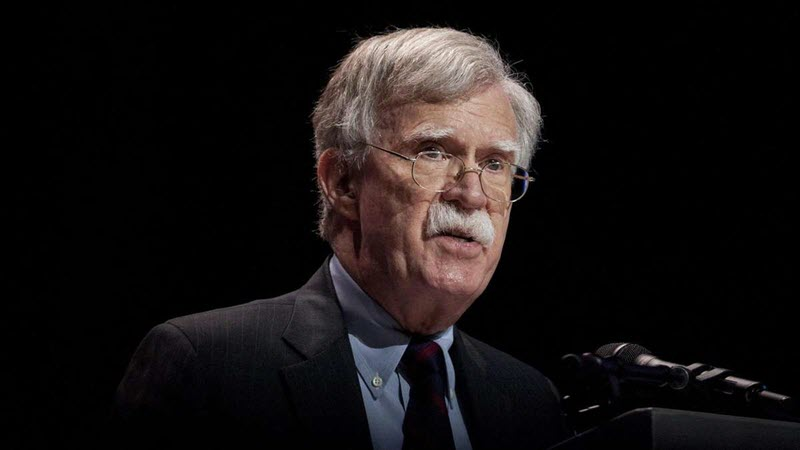 U.S. to Keep Raising Pressure Until Iran's Regime Abandons Nuclear ARMS Program: John Bolton