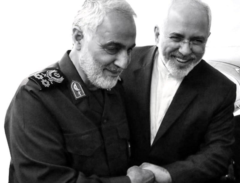 U.S. Imposes Sanctions on Iranian Regime's Foreign Minister Javad Zarif