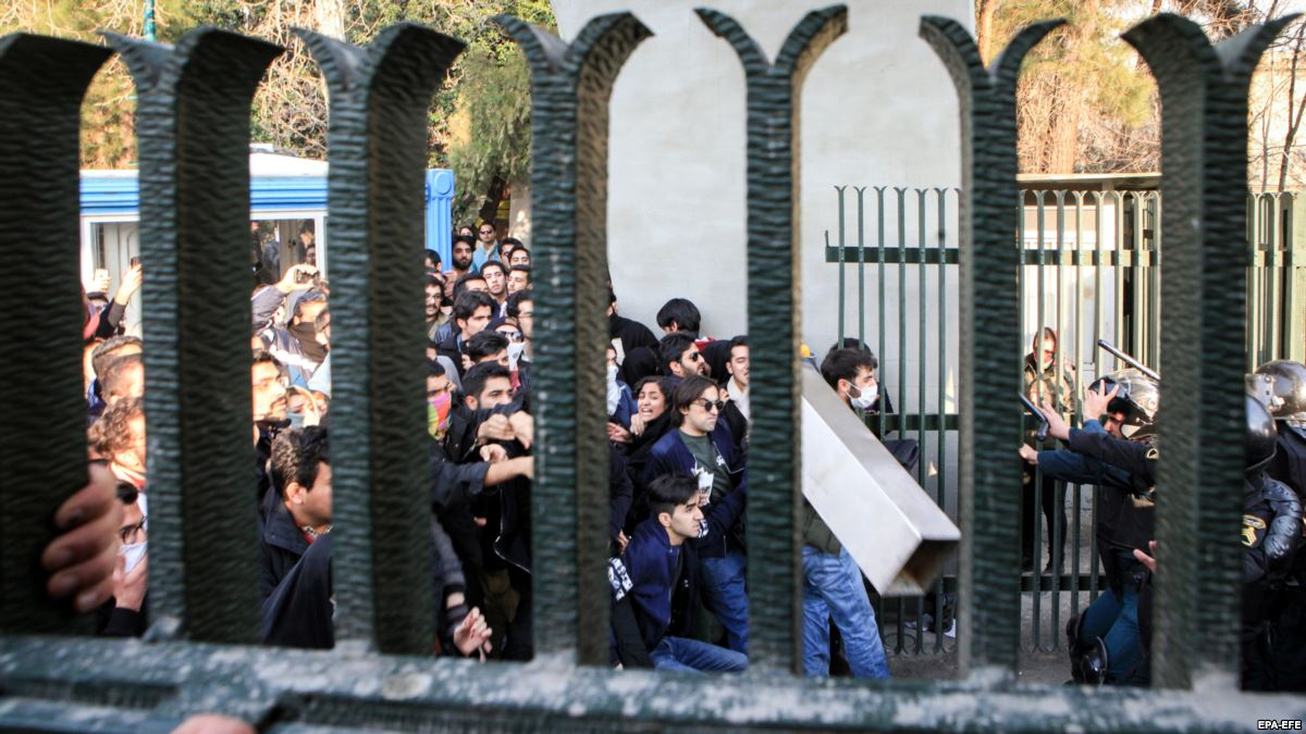 The Slogan That Marked the Start of the End of the Appeasement Policy Towards Iran's Regime