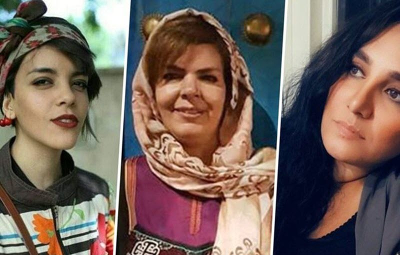 Iran: Condemn 55 Years of Sentence for Three Women's Rights Activists