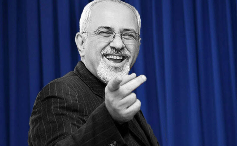 Javad Zarif Smiles for the Cameras While Iran's Regime Tortures Dissidents