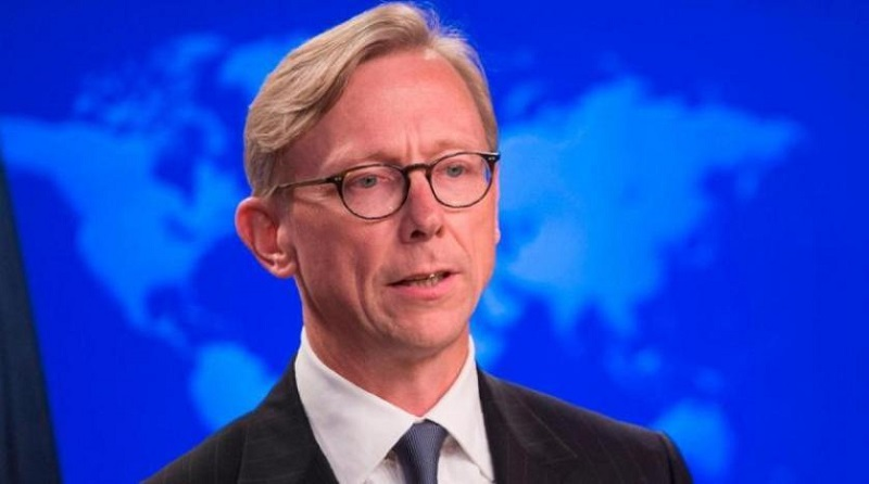 Brian Hook, the United States Special Representative for Iran