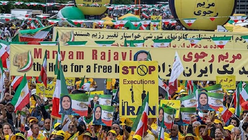MEK is the main and universally known opposition group of the terrorist and criminal regime in Iran