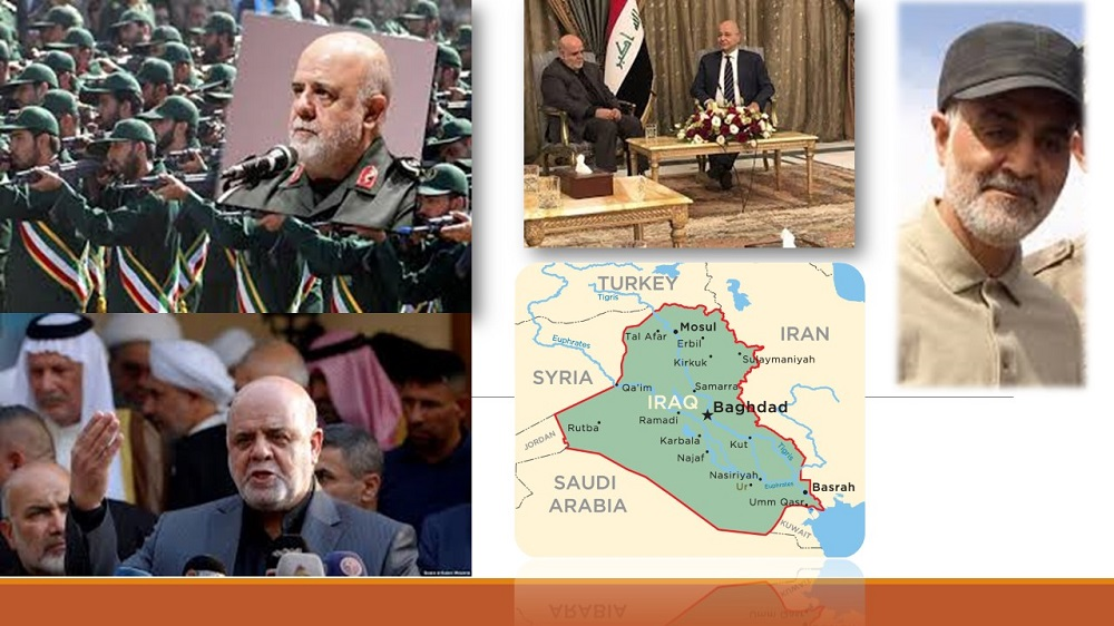 Widespread presence of Iranian regime's IRGC Quds Force in Iraq under diplomatic cover