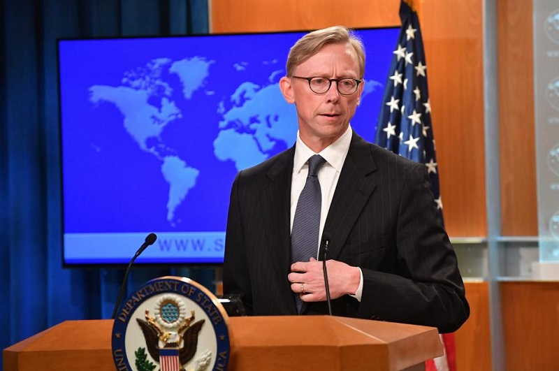 Brian Hook: Iran Has Spent Over $16 Billion Supporting Assad and Proxies in Syria and Iraq