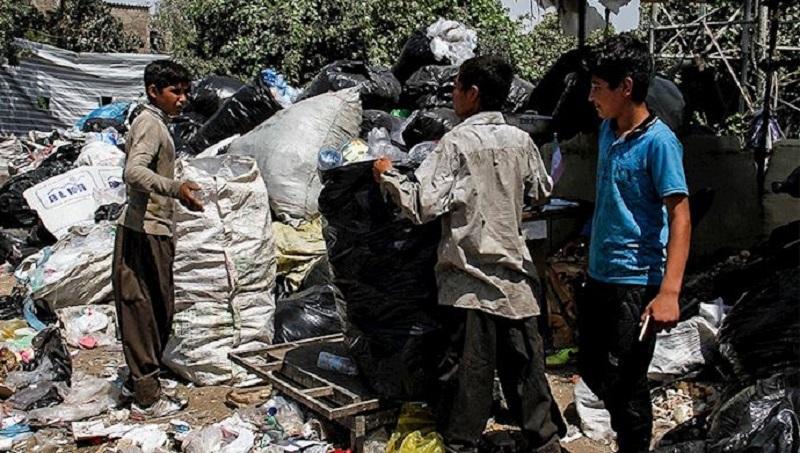 Iran's Trash Children: A Harrowing Reality