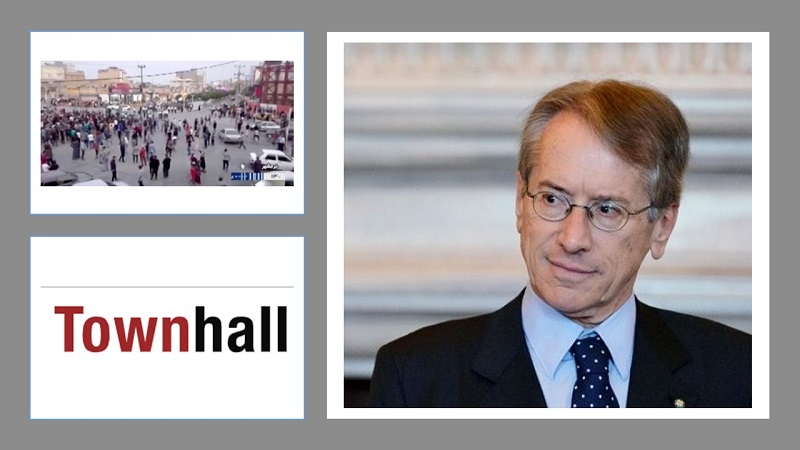 Giulio Terzi: Iran's Regime Conceals Its Brutality to Conceal Its Vulnerability