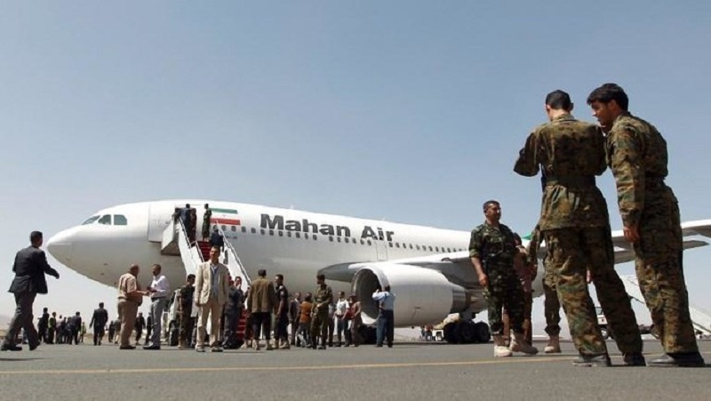 Italy will ban flights by the Iranian regime's Mahan Air