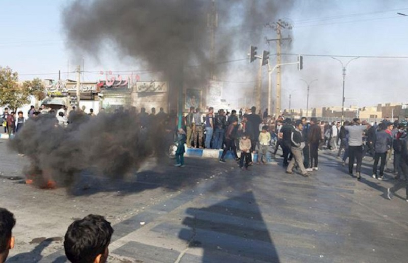 Young People, Suppressive Forces Clash in Islamshahr,  Four Martyrs Identified