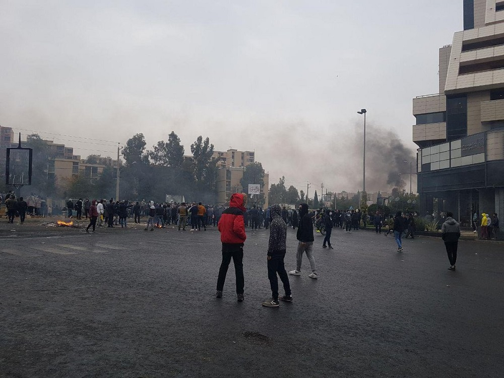 LIVE REPORT: Protests in Iran Over Rising Costs