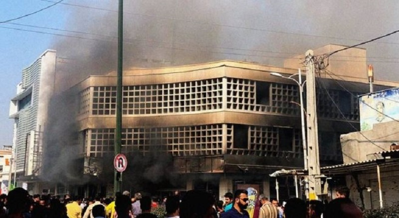 Regime Officials Terrified of Overthrow, Resort to Brutal Suppression, and Admit PMOI/MEL's Role