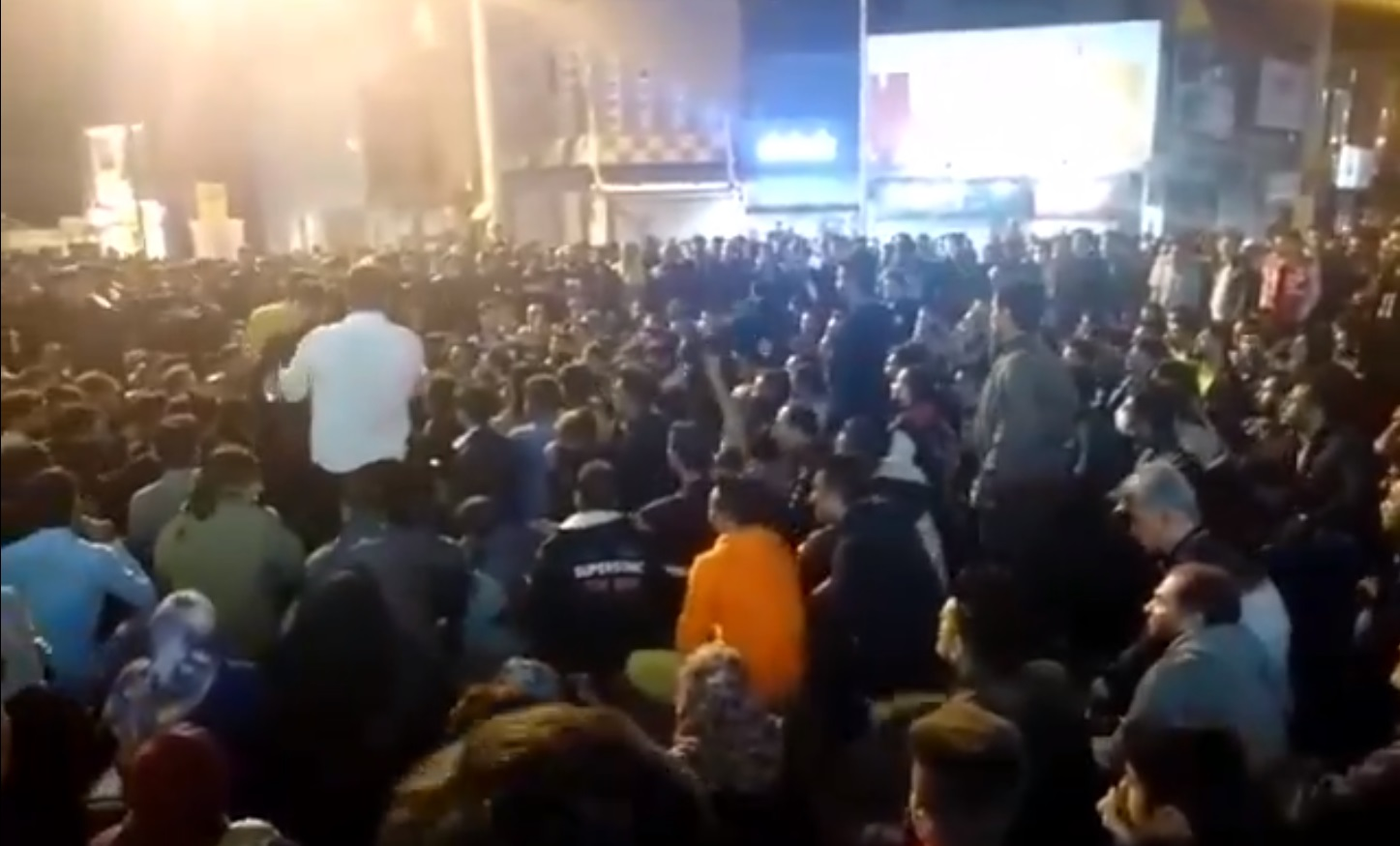 Nationwide Uprising Continues Despite Violent Crackdown