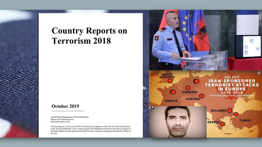 New US report: Iran Regime's Terror Plots Against MEK Highlighted