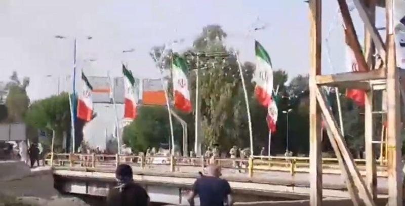Iran protests spread over dozens of cities across Iran-November 16, 2019