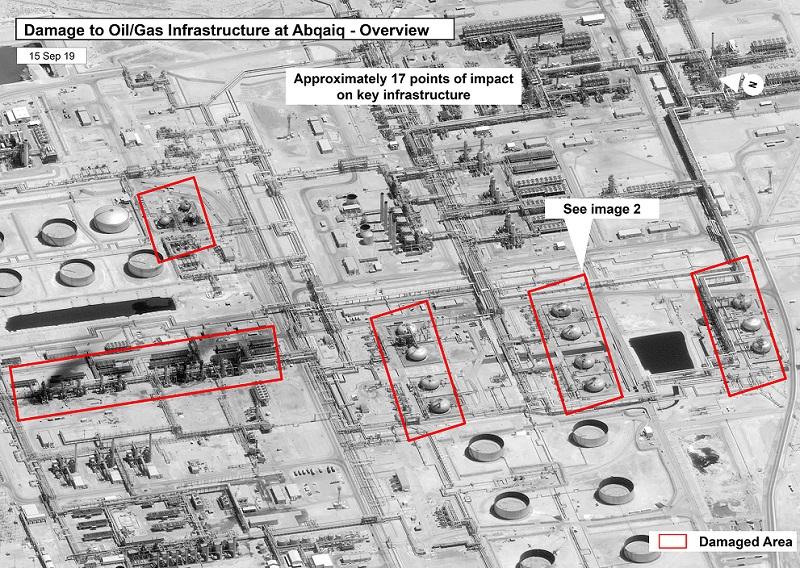 Reuters' Special Report on Iran Regime's Terror Attack on Saudi Oil Facility
