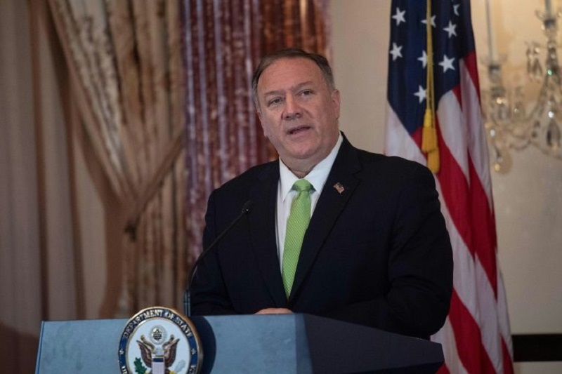 The United States on Thursday extended its sanctions on Iran by taking aim at its construction sector