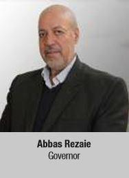 Abbas Rezaie Governor
