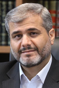 Ali Alqasi Mehr Revolutionary Prosecutor General