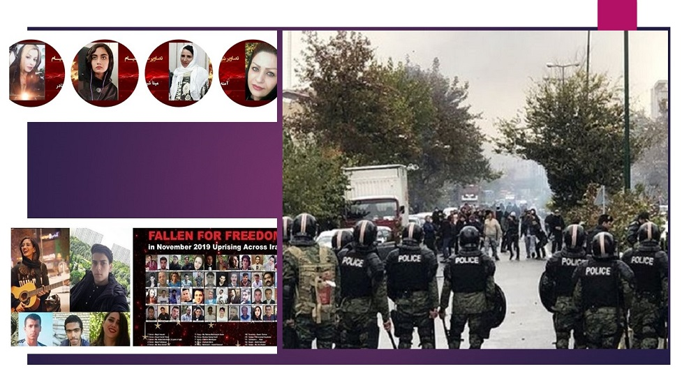 At Least 25 Women Killed in Iran Protests by the Regime