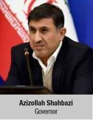 Azizollah Shahbazi Governor