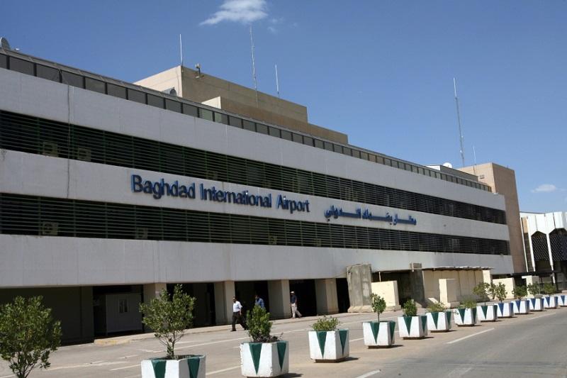 Rockets Hit Baghdad Airport; U.S. Officials Blame Iran's Regime