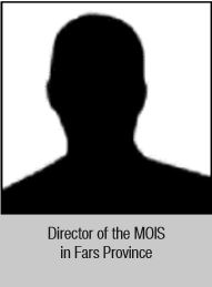 Director of the MOIS in Fars Province