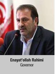 Enayat'ollah Rahimi Governor