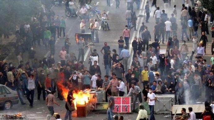Iran protests, November 2019