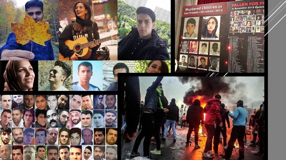 Iran protests day 34