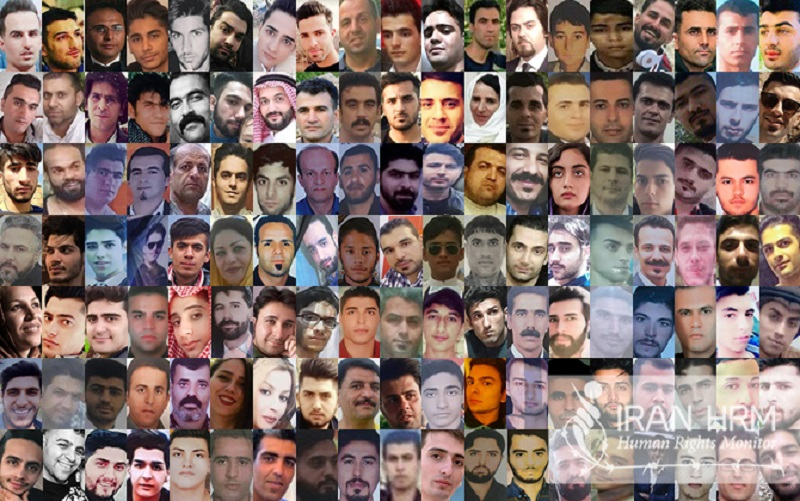 Number of Iran Uprising Martyrs Surpasses 1000
