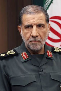 Mohammad Esmail Kosari Deputy Commander of Sarollah Base of IRGC in Tehran