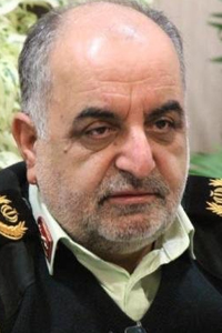 Mohsen Khancherli Commander of NAJA in west of province