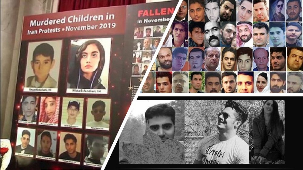 Names of 25 More Martyrs of the Iranian People's Uprising Released