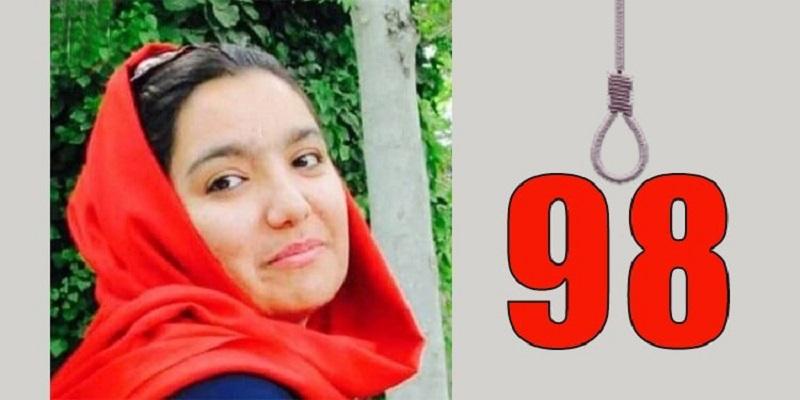 Iran Regime Hangs Woman for Defending Herself Against Rape