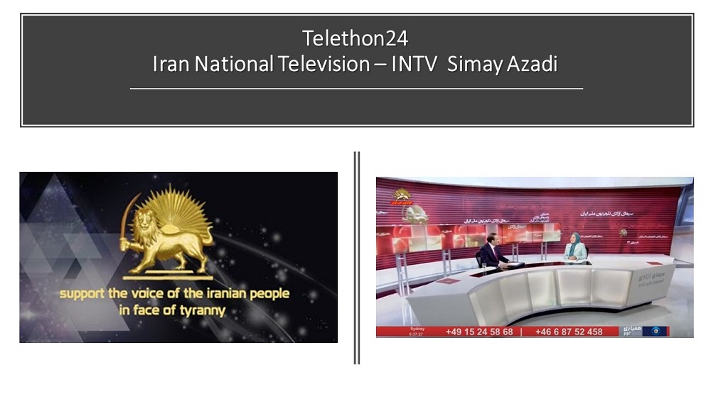 Iranians Hold Telethon for Opposition TV Channel That's Covering the Iran Protests