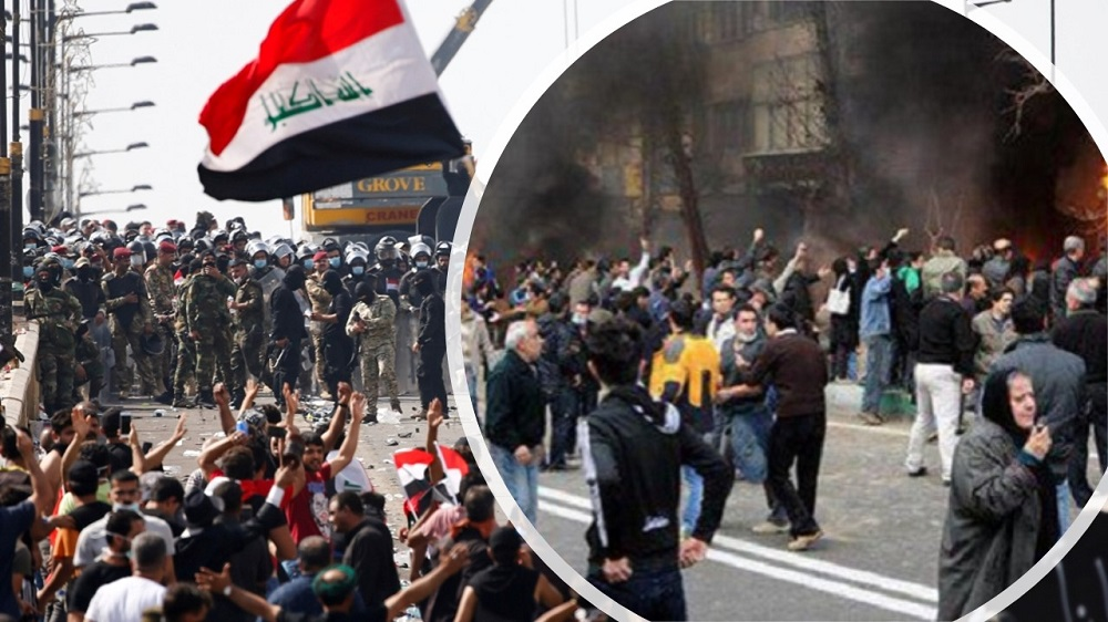 The Iran and Iraq Protests: Links, Roots and Perspectives