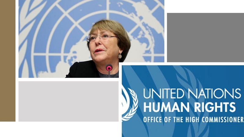 "UN Human Rights Chief: Iran Regime's Security Forces Were ""Shooting to Kill"" Protesters"
