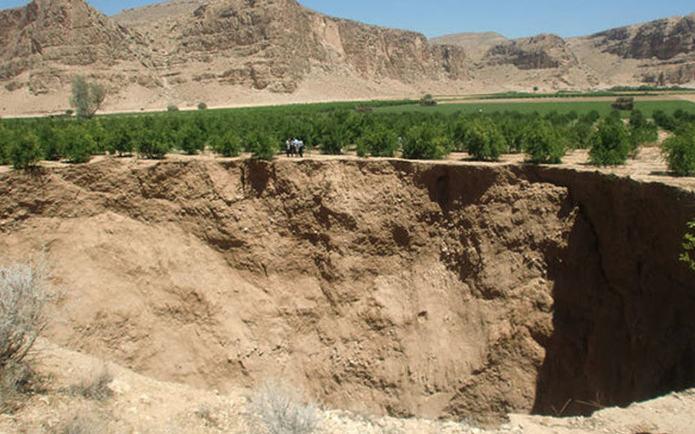 Iran Regime Cannot Handle Environmental Crisis