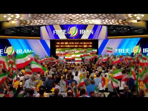 The Iranian Resistance grand gathering, Paris-June 30, 2018