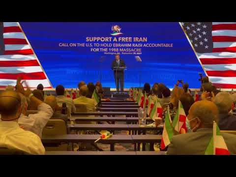 70th U.S. Secretary of State Michael Pompeo- U.S. Iran Policy, Accountability For Rights Abuses,9/20